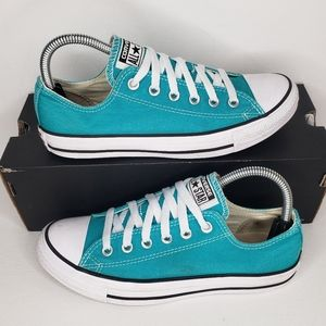 Converse Chuck Taylor Low Turquoise